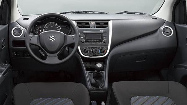 Suzuki Celerio 2018 Interior