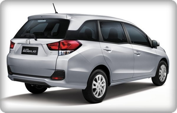 Honda Mobilio 2018 angular rear