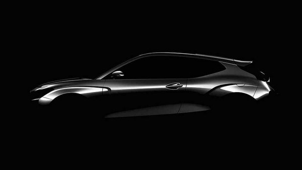 Hyundai Veloster 2019 rendering