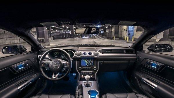 Ford Mustang Bullitt 2019 interior