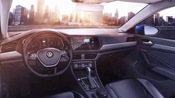 Volkswagen Jetta 2019 interior