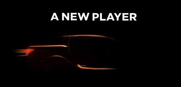Mitsubishi Triton Athlete teaser image