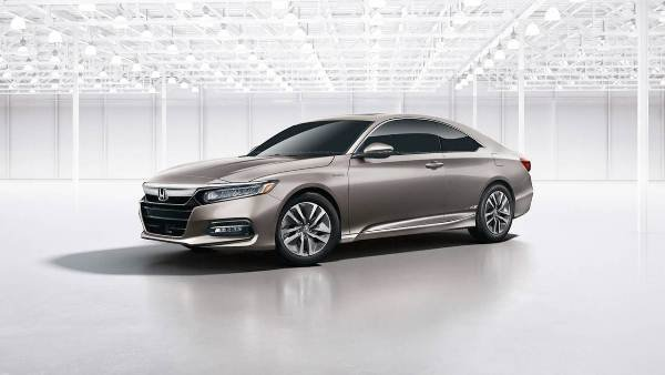 Honda Accord 2018 coupe