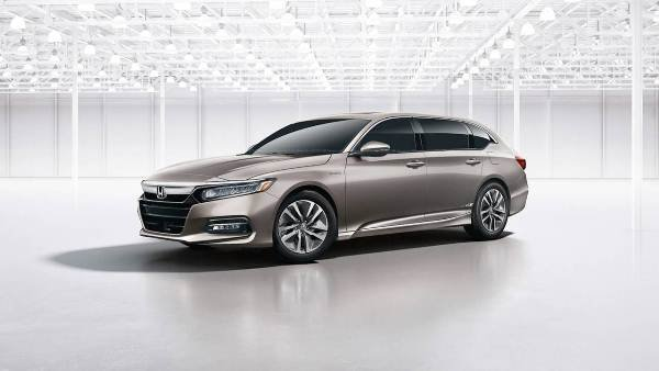 Honda Accord 2018 wagon
