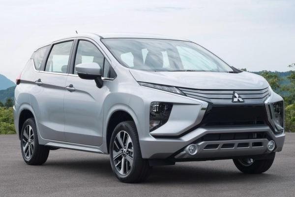 Mitsubishi Expander 2018 angular front