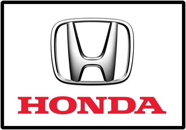 This Logo Is Only One Of Three That Honda Uses With Different Ones For Their Motorcycle And Acura Divisions