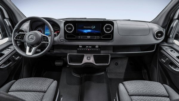 Mercedes-Benz Sprinter 2019 interior