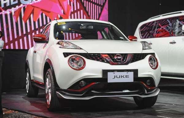 Take a closer look at the all-new Nissan Juke N-Style 2018 ...