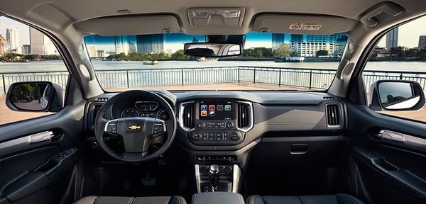 Chevrolet Trailblazer 2018 Interior