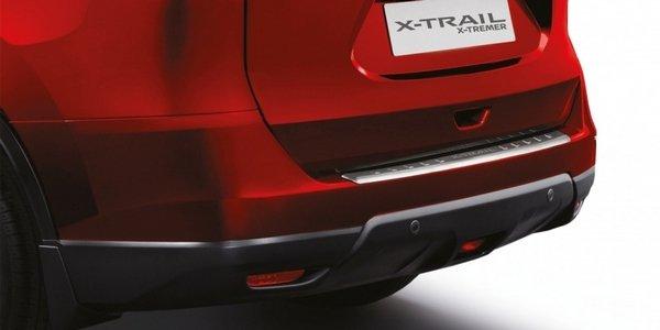 Nissan X-Trail X-Tremer 2018 rear bumper