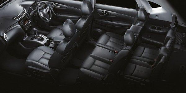 Nissan X-Trail X-Tremer 2018 interior