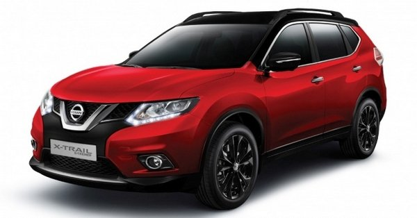 Nissan X-Trail X-Tremer 2018 angular front