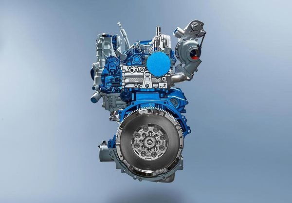 Ford's 2.0L inline four diesel engine
