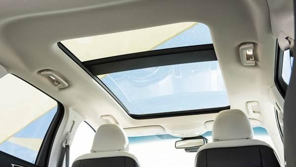 Ford Edge 2019 Titanium Elite Package sunroof