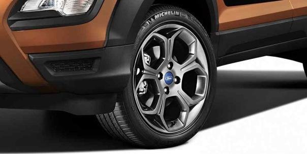 Ford Ecosport Storm 2018 wheel
