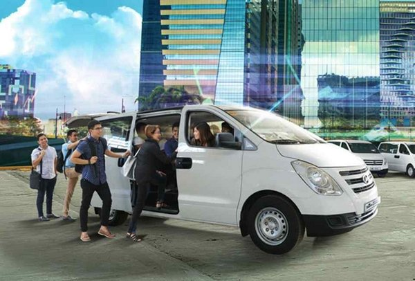 Hyundai Starex 2018 model