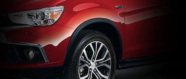 Mitsubishi ASX 2018 wheel