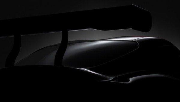 Toyota Supra 2018 teaser photo