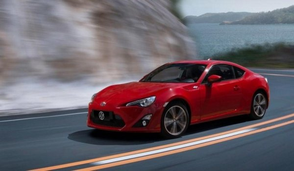 Toyota 86 2018 Philippines on the road