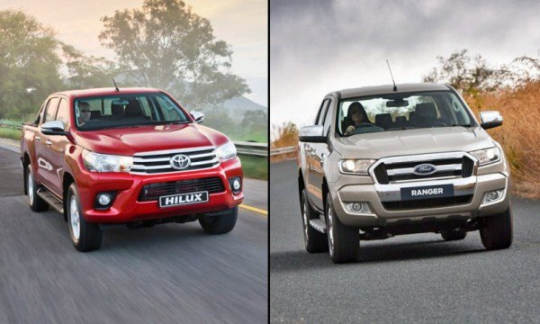 Ford Ranger Vs Toyota Hilux Philippines Your Choice