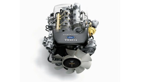 Ford Everest 2018 engine