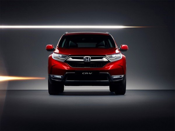 Honda CR-V Hybrid 2018 front view