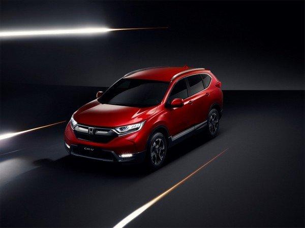 Honda CR-V Hybrid 2018 angular front
