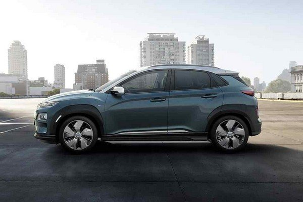 hyundai kona 2018 electric version
