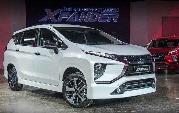 Mitsubishi Expander 2018 Officially Released In The