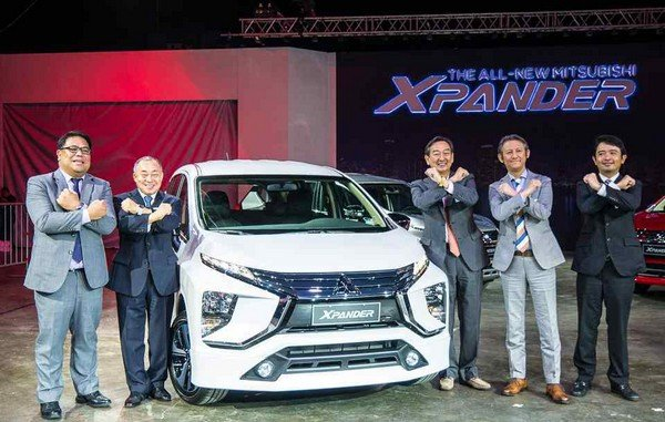 Mitsubishi Xpander 2018 Philippines launch event