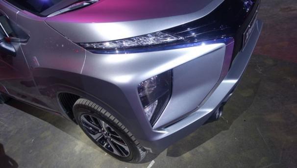 Mitsubishi Xpander 2018 GLX Premium wheel