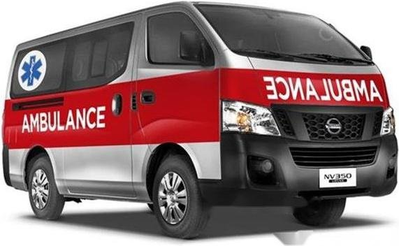 Brand new Nissan Nv350 Urvan Cargo Ambulance 2018 for sale