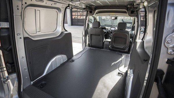 Ford Transit Connect 2019 Cargo Van cargo space