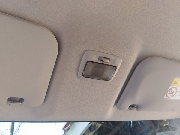 Mitsubishi Mirage G4 GLS 2013 cabin light