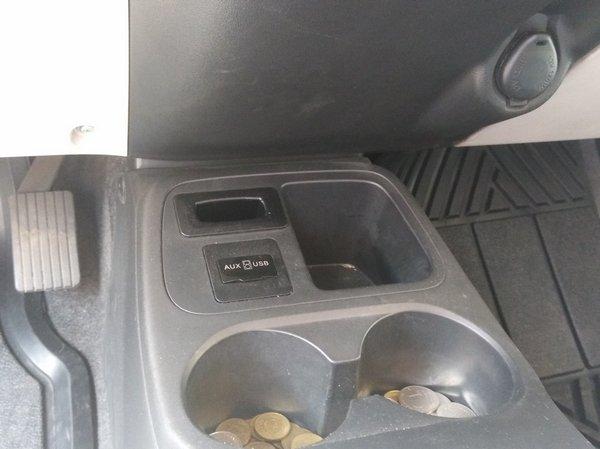 Mitsubishi Mirage G4 GLS 2013 centre console