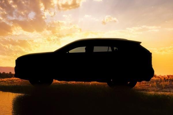 Toyota RAV4 2019 teaser image