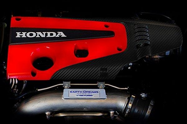 Honda Civic Type R 2018 engine