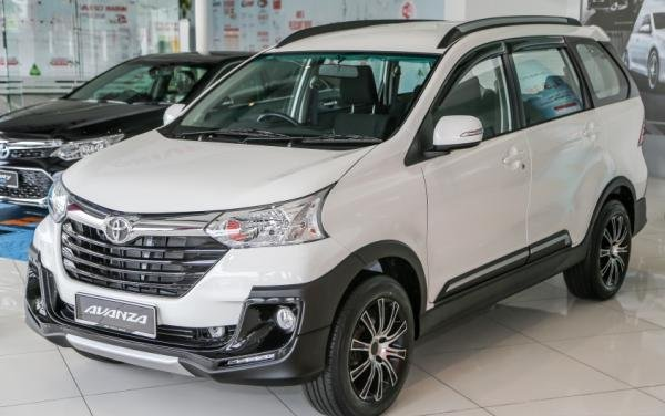 A New SUV-looking Toyota Avanza X 2018 For Malaysian Market