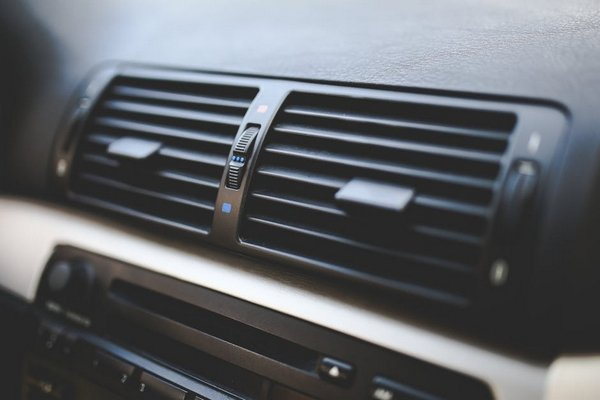car aircon vents