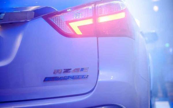 Isuzu D-Max RZ4E 2018 taillight