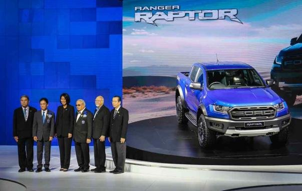 Ford Ranger Raptor 2019 Officially Disclosed With Pricing Full Specs
