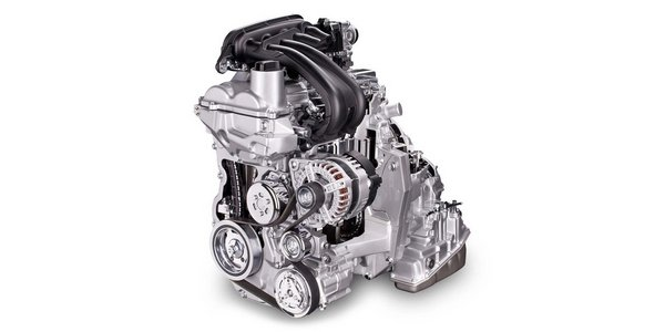 Nissan Almera 2018 engine