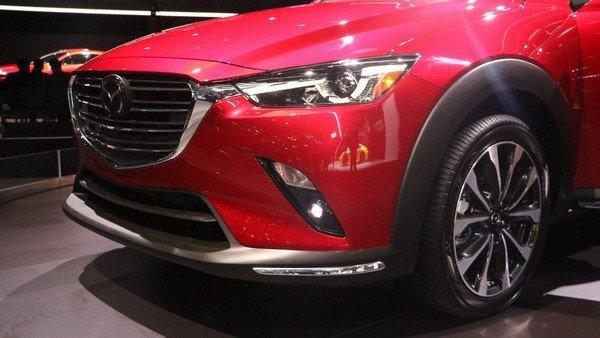 Mazda CX-3 2019 front fascia