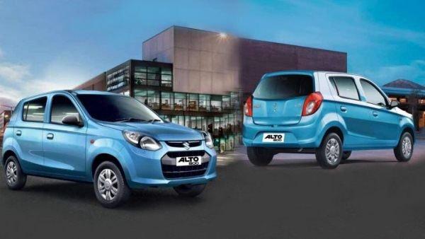 Suzuki Alto 2018 models