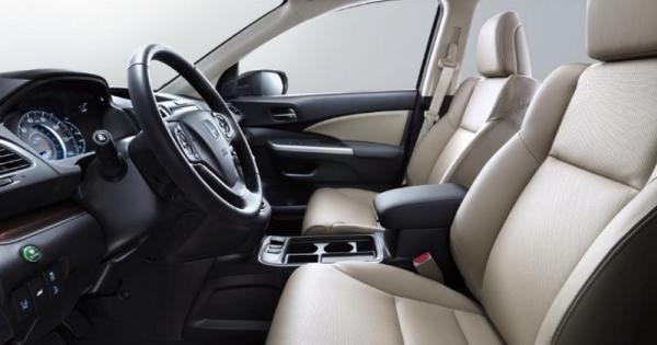 Honda CRV 2017 interior
