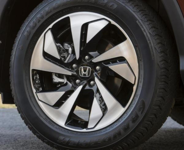 Honda CRV 2017 wheel
