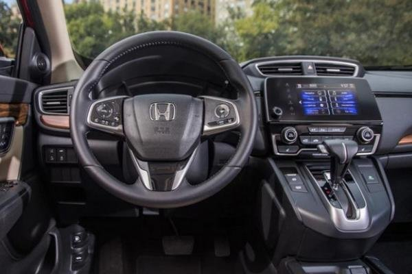 Honda CRV 2018 steering wheel