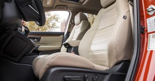 Honda CRV 2018 interior