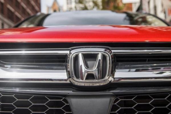Honda CRV 2018 grille