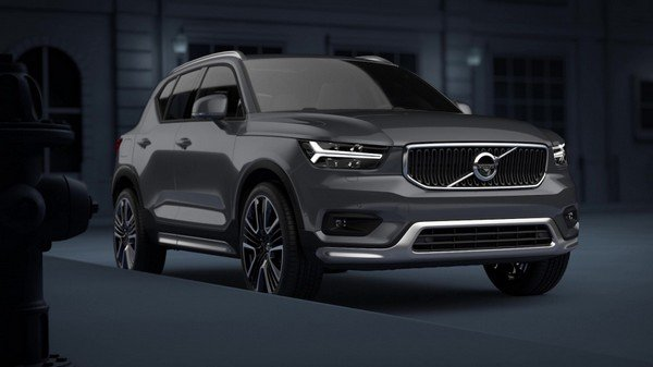 Volvo XC40 2018 with Exterior Styling Kit